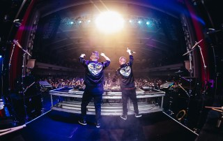 Galantis at City National Civic, by Brandon Biggs