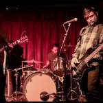 Hurry Up Shotgun at the Hemlock Tavern, by Patric Carver