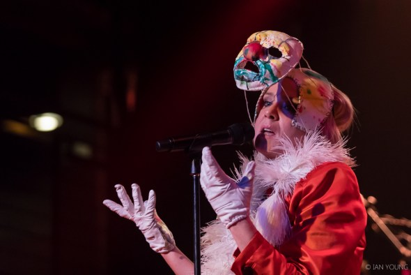 Róisín Murphy at The Mezzanine, by Ian Young