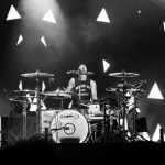 Blink-182 at Shoreline Amphitheater, by Jessica Perez
