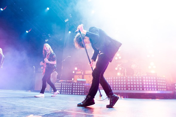 Cage the Elephant at Bill Graham Civic Auditorium, Best of 2016, by Jessica Perez