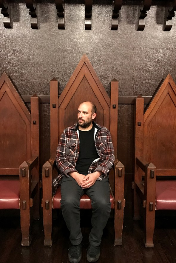 David Bazan at Swedish American Music Hall, by Rob Goodman 01