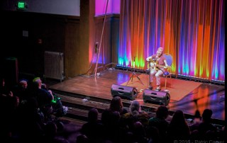 Kristin Hersh at the Swedish American Hall by, Patric Carver