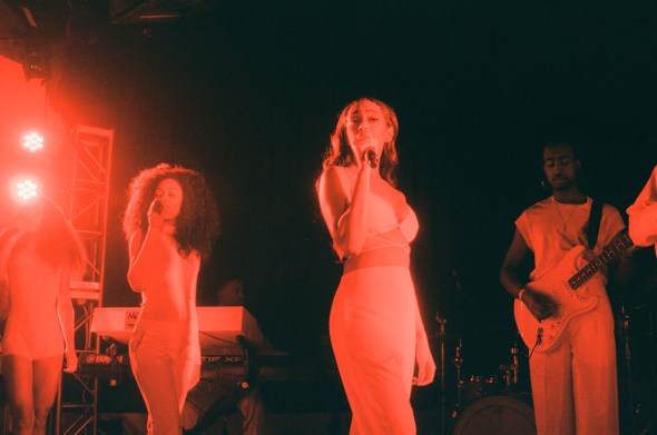 Solange Knowles at the Starline Social Club, by Azha Ayanna
