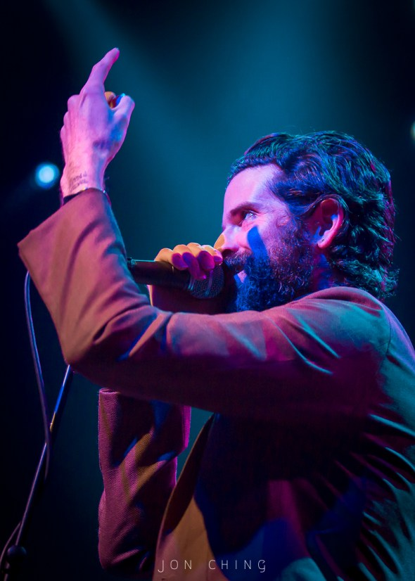 Devendra Banhart at the Fillmore, by Jon Ching