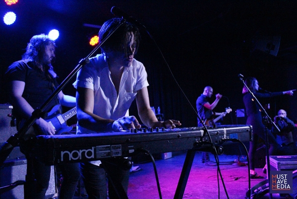 July Talk at The Stache by Joshua Huver 2