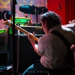 Night Beats at The Chapel for Noise Pop 2017, by Jon Ching-