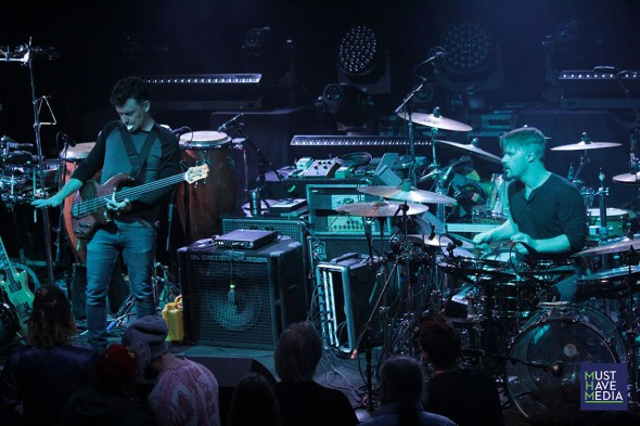 El Ten Eleven at The Independent, by Joshua Huver