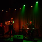 Stephen Gibson at the Brick & Mortar Music hall, by Brittany O'Brien