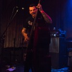 The Brains at the Brick & Mortar Music Hall, by Ria Burman