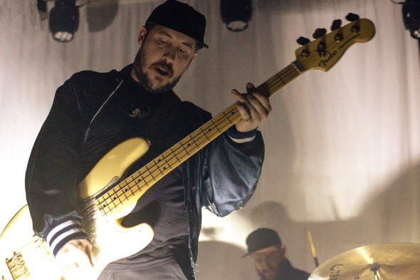 Review + Photos: Portugal  The Man at The Independent - The Bay