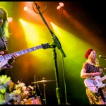 Bleached at The Fillmore, by Patric Carver