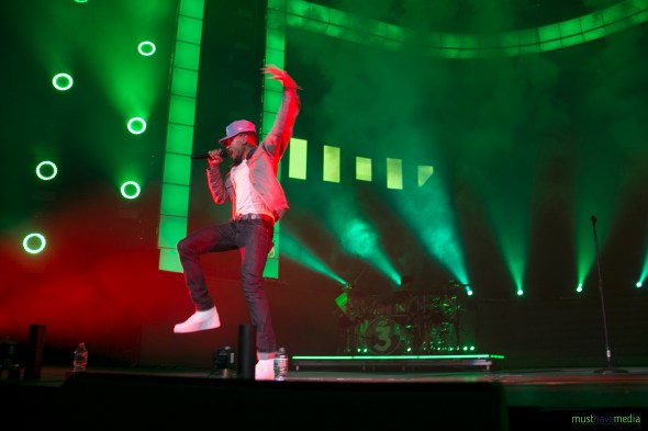 Chance The Rapper at Oracle Arena, by Joshua Huver