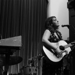 Lila Blue at the Swedish American Hall, by Kaiya Gordon