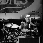 The Zombies at The UC Theatre, by Ria Burman