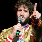 Lil Dicky at Colossal Clusterfest 2017, by Jon Bauer