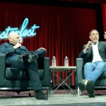 Bill Burr & Jerry Seinfeld at Colossal Clusterfest 2017, by Jon Bauer