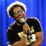 W. Kamau Bell at Colossal Clusterfest 2017, by Jon Bauer