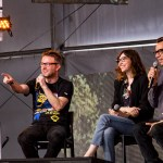 Portlandia Panel at ID10T Festival 2017, by Estefany Gonzalez