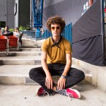 Ron Gallo at ID10T Festival 2017, by Estefany Gonzalez
