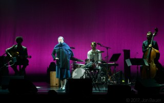 Natalie Merchant at The Masonic, by Jon Bauer