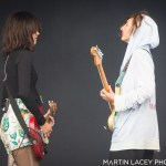 Warpaint at Outside Lands 2017, by Martin Lacey