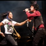 Green Day at Oakland Coliseum, by SarahJayn Kemp