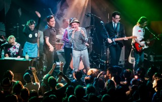 Belle & Sebastian at the Independent, by Aaron Rubin