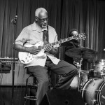 Lloyd Gregory at Biscuits & Blues, by Ria Burman