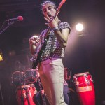 Loco Tranquilo at the Great American Music Hall, by Robert Alleyne