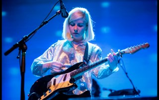 Alvvays at The Fillmore, by Patric Carver