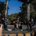 Lampedusa with Steve Earle, Bob Weir & Buddy Miller at Hardly Strictly Bluegrass 2017, by Ria Burman