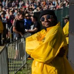 Security at Hardly Strictly Bluegrass 2017, by Ria Burman