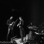 Andrew Bird at SFJAZZ, by Ria Burman