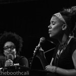Be Steadwell at The Back Room, by Ria Burman