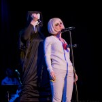 Kat Robichaud's Misfit Cabaret - Horror! at the Great Star Theater, by Patric Carver