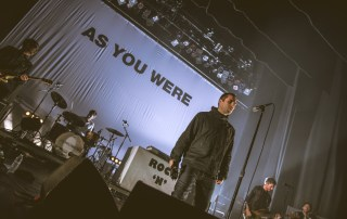 Liam Gallagher at The Warfield, by Robert Alleyne
