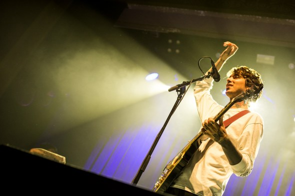 Joyce Manor at The UC Theatre by Estefany Gonzalez