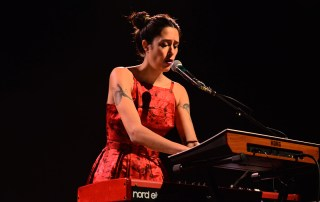 Half Waif at The Fillmore, by Kaiya Gordon