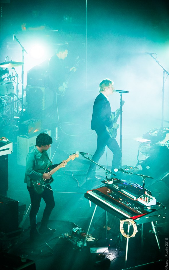 Spoon at The Masonic, by Aaron Rubin