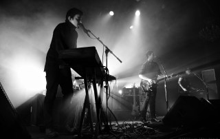 Wolf Parade at The Fillmore, by William Wayland