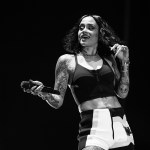 Kehlani at the Bill Graham Civic Auditorium, by Robert Alleyne