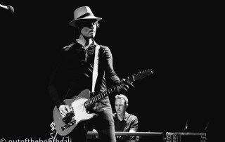 The Fratellis at the Fillmore, by Ria Burman