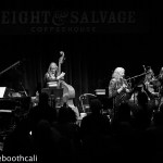 Barbara Dane at Freight & Salvage, by Ria Burman