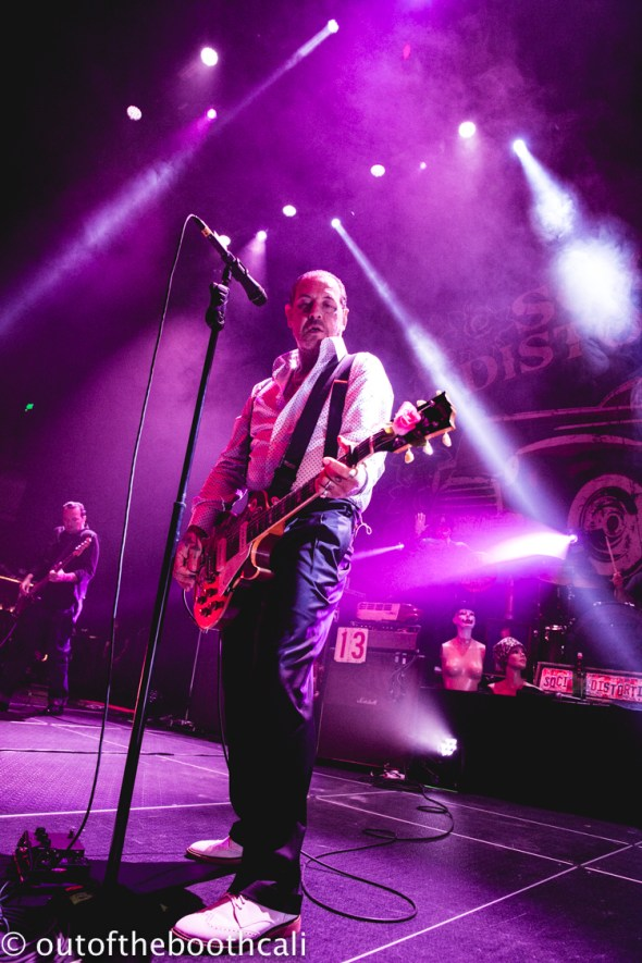 Social Distortion at The Masonic, by Ria Burman