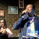 Roy Wood Jr. at Clusterfest 2018, by Jon Bauer