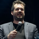 Jim Jefferies at Clusterfest 2018, by Jon Bauer