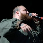 Action Bronson at Clusterfest 2018, by Jon Bauer