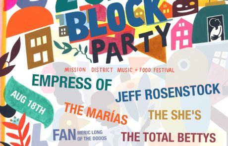 20th St Block Party announces 2018 lineup: Empress Of, Jeff Rosenstock and more