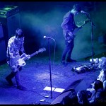 Johnny Marr at August Hall, by Patric Carver